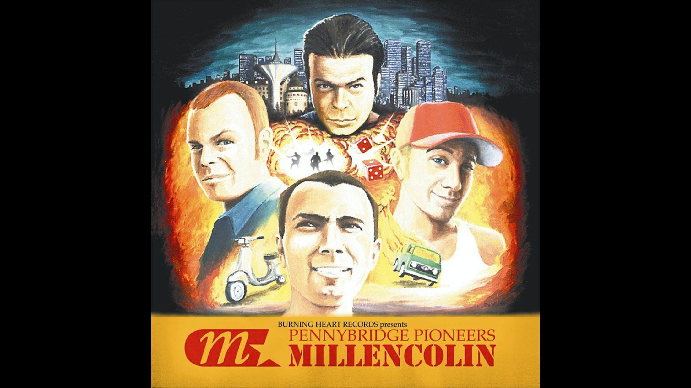33. Millencolin - Pennybridge Pioneers (2000)