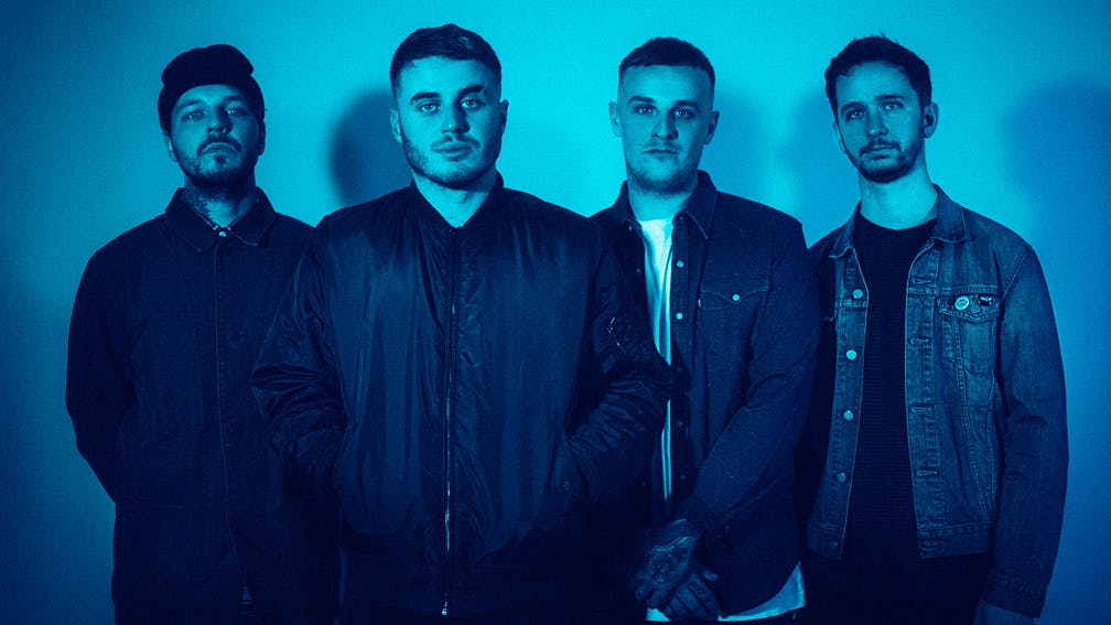 Moose Blood Unveil Acoustic EP, You're All I Need