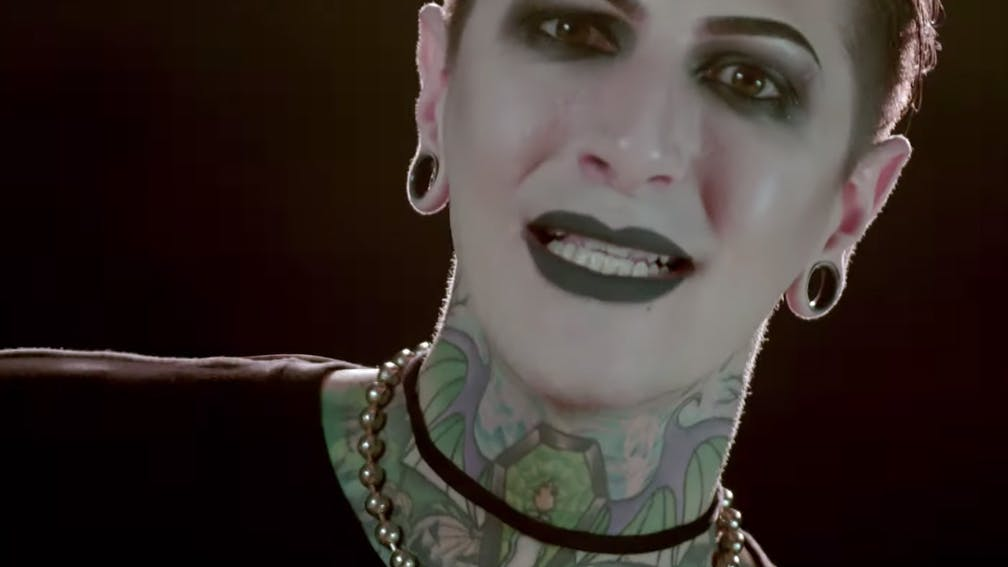 Watch Motionless In White's Creepy New Video For Disguise