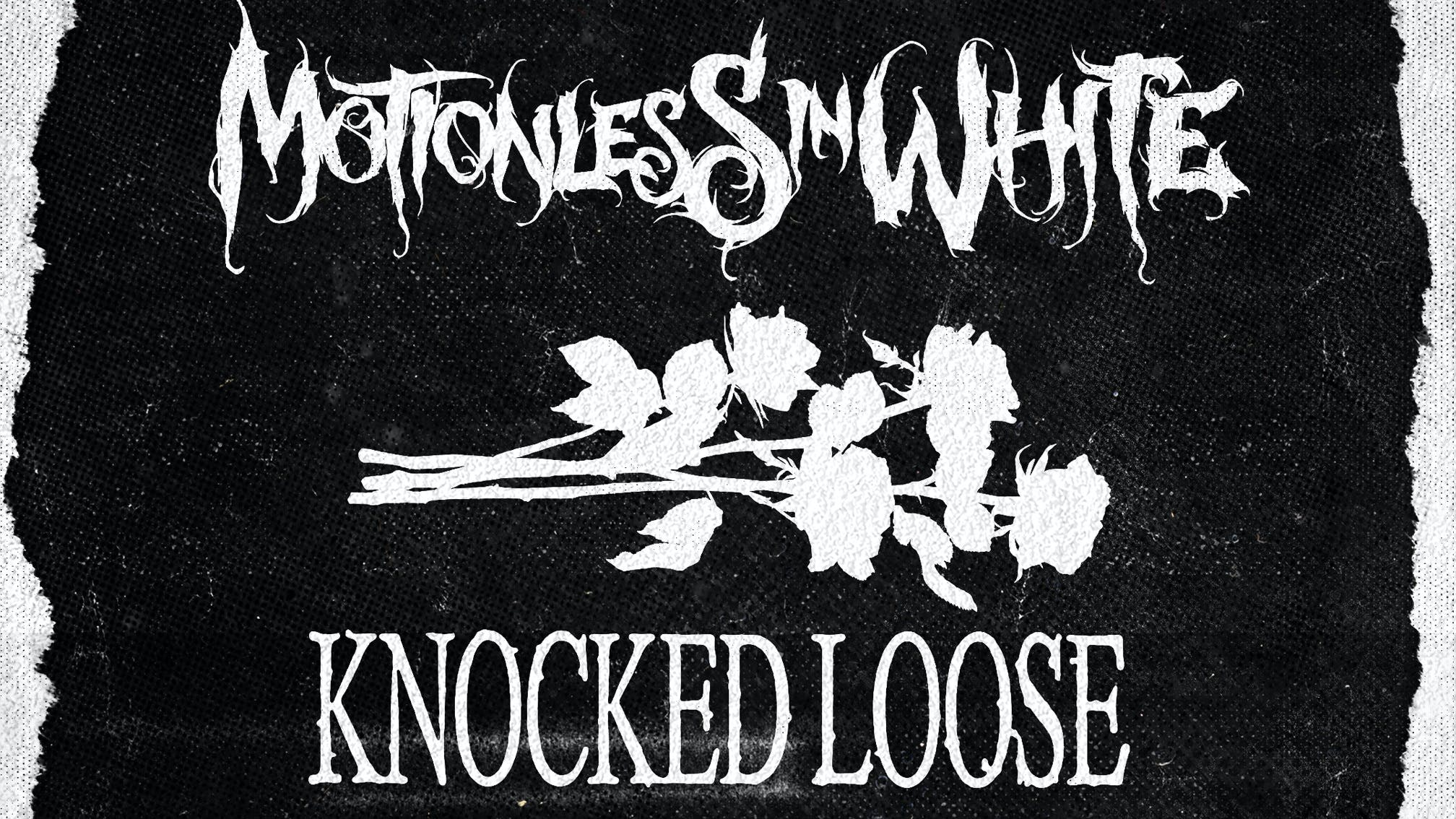 Motionless In White Announce U . S . Tour With Knocked Loose , Stick To Your Guns Kerrang !