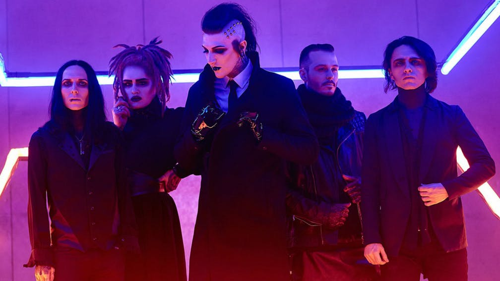 Motionless In White And Bassist Devin 'Ghost' Sola Part Ways