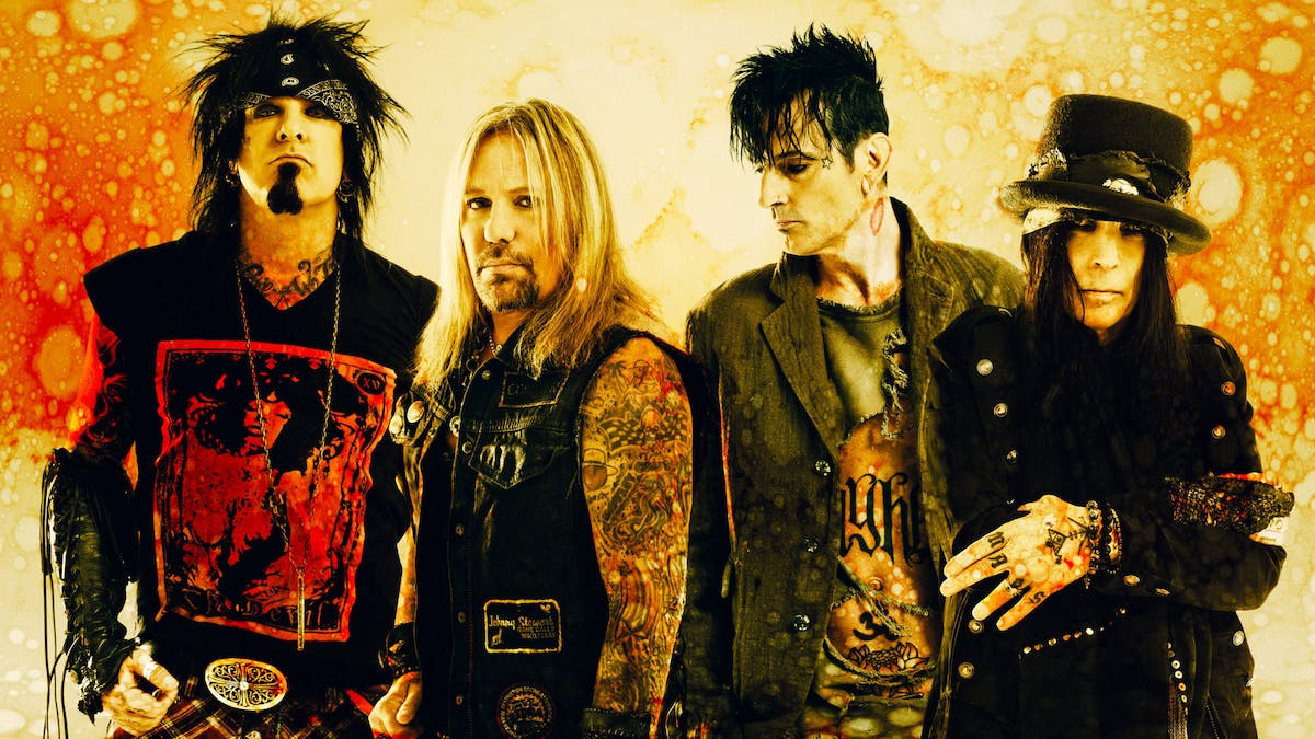 Mötley Crüe Promote Online Petition Asking Them To Reunite