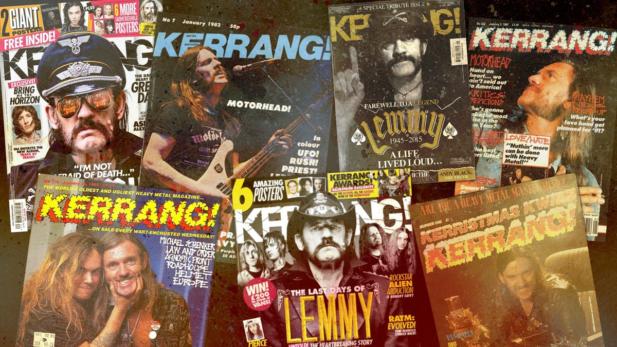 The Warts'N'All Wit And Wisdom Of Lemmy