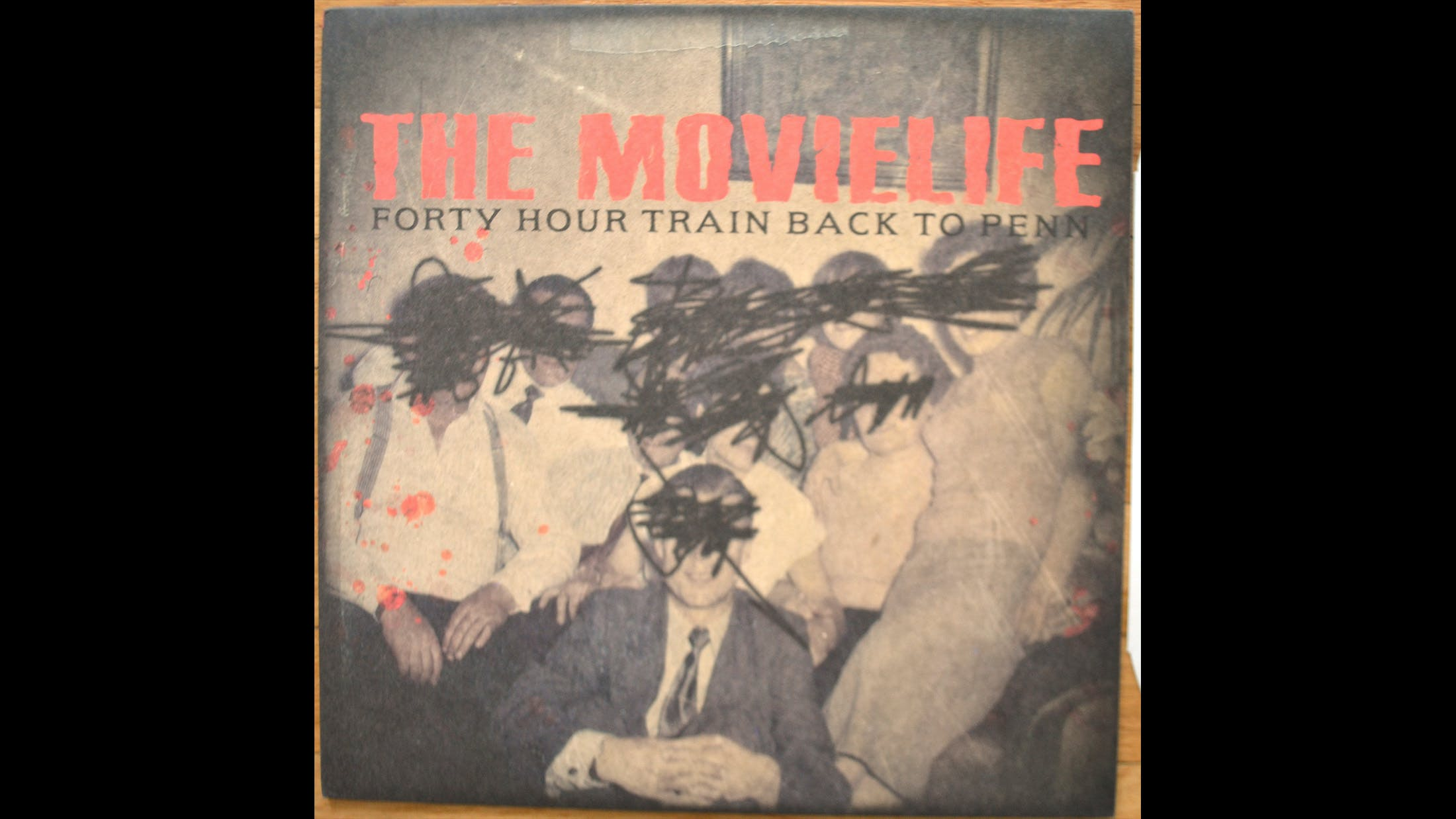 29. The Movielife - Forty Hour Train Back To Penn (2003)