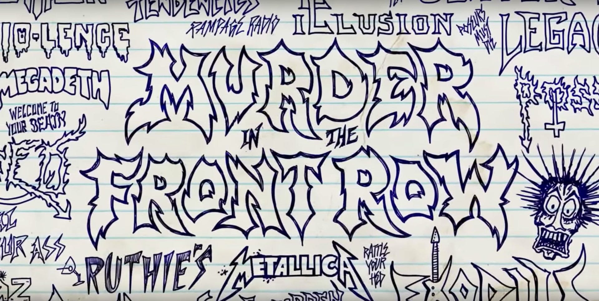 Metallica, Slayer, Megadeth And More Appear In New Bay Area Thrash Documentary