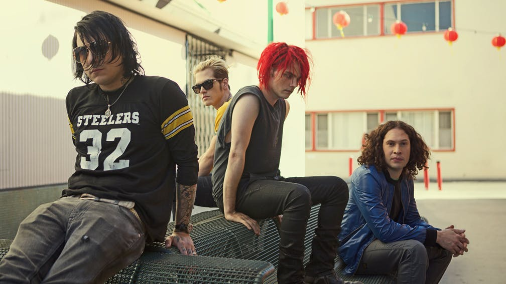 "Gerard Way On A My Chemical Romance Reunion: ""I Don't Think So"""