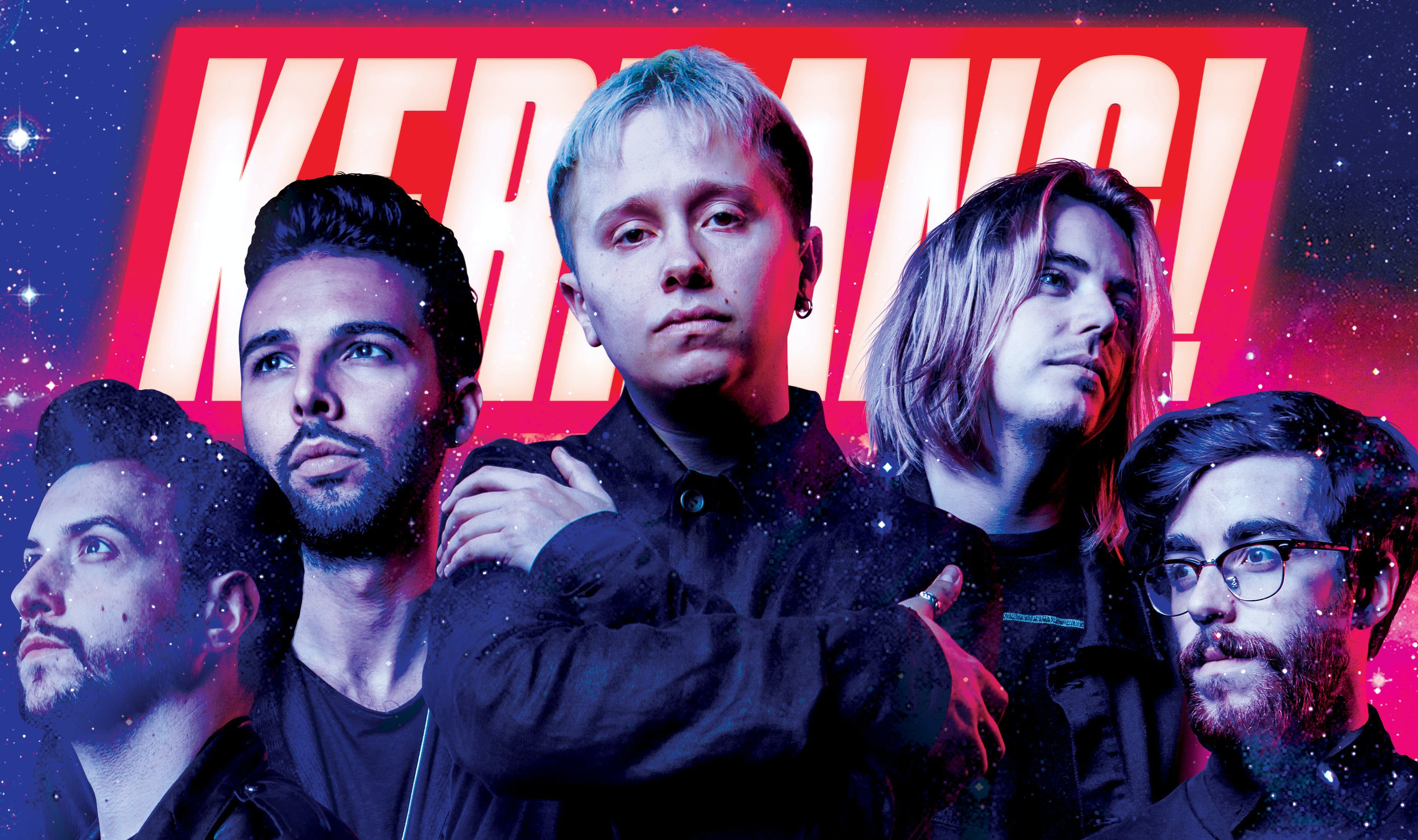 K!1696: Nothing But Thieves – How To Build Your Own World