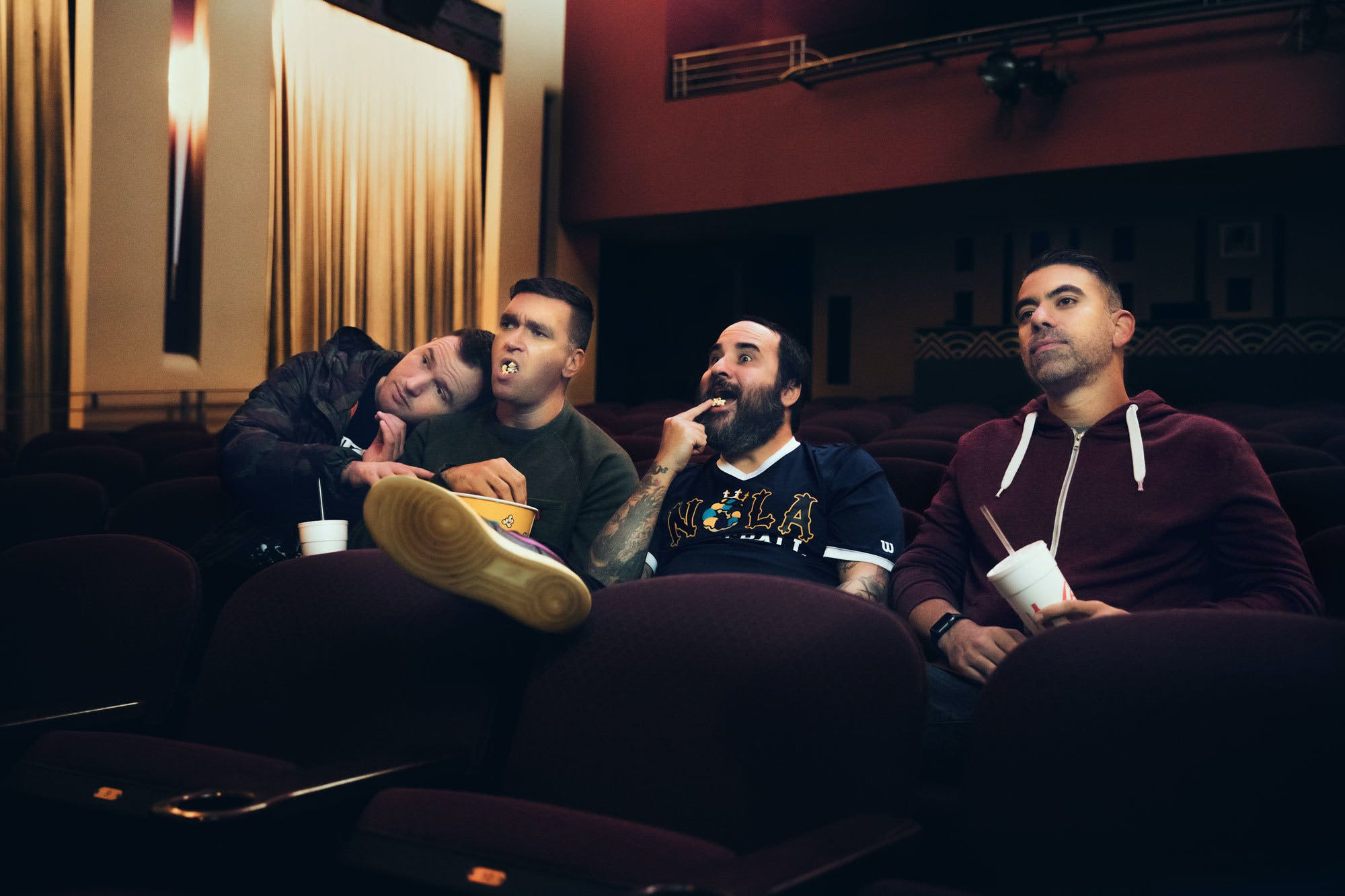 Album Review: New Found Glory – From The Screen To Your Stereo 3