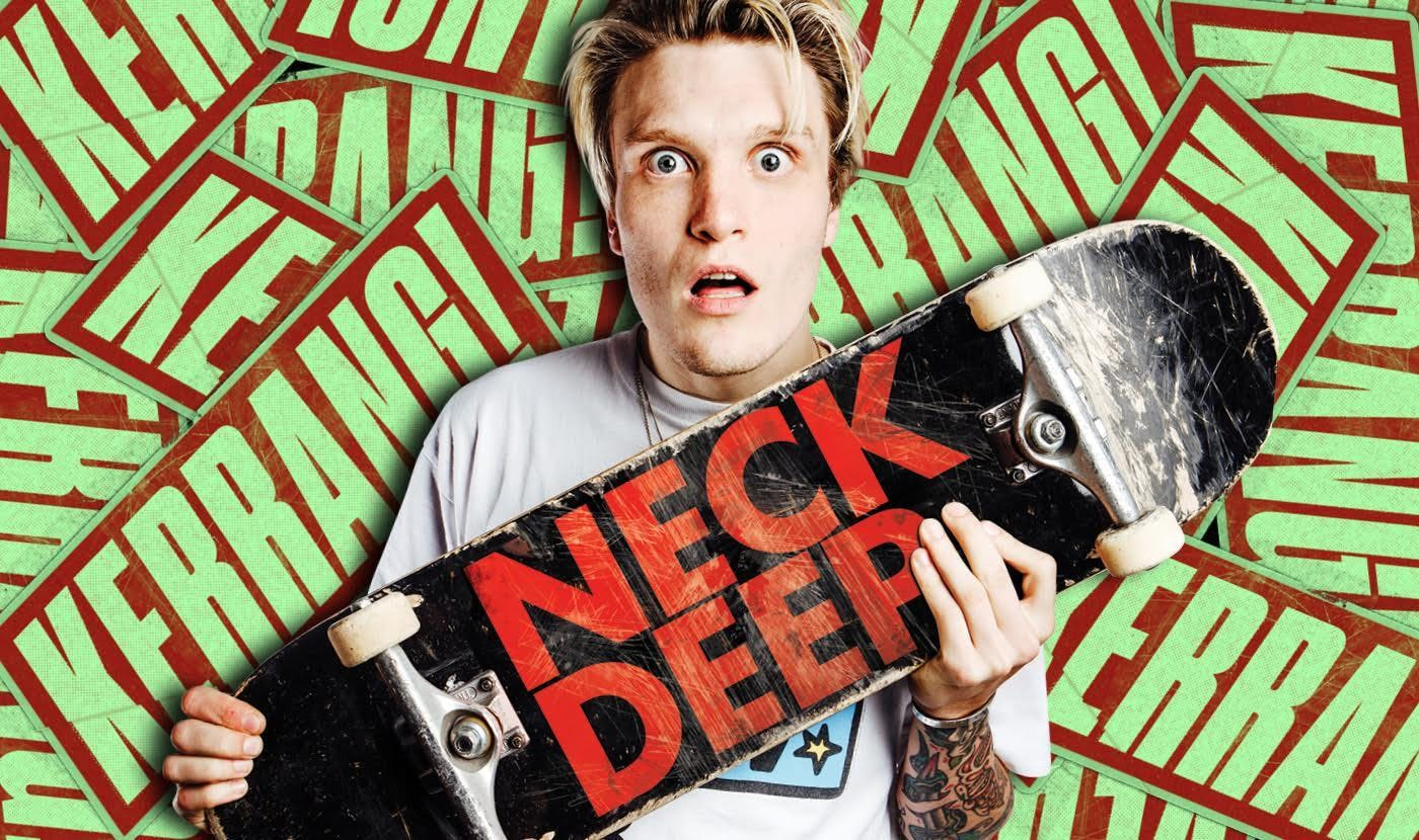 K!1691 – Neck Deep: From Skater Kids To The World's Most Wanted