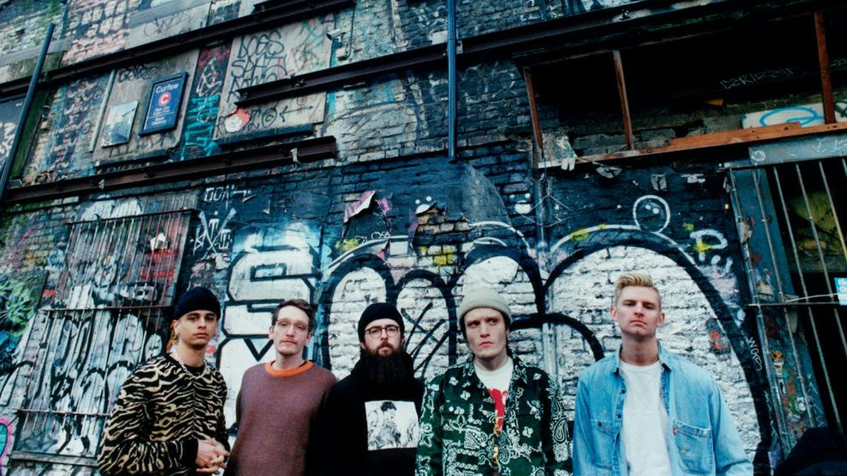 Neck Deep reschedule UK tour with nothing,nowhere. and Higher Power