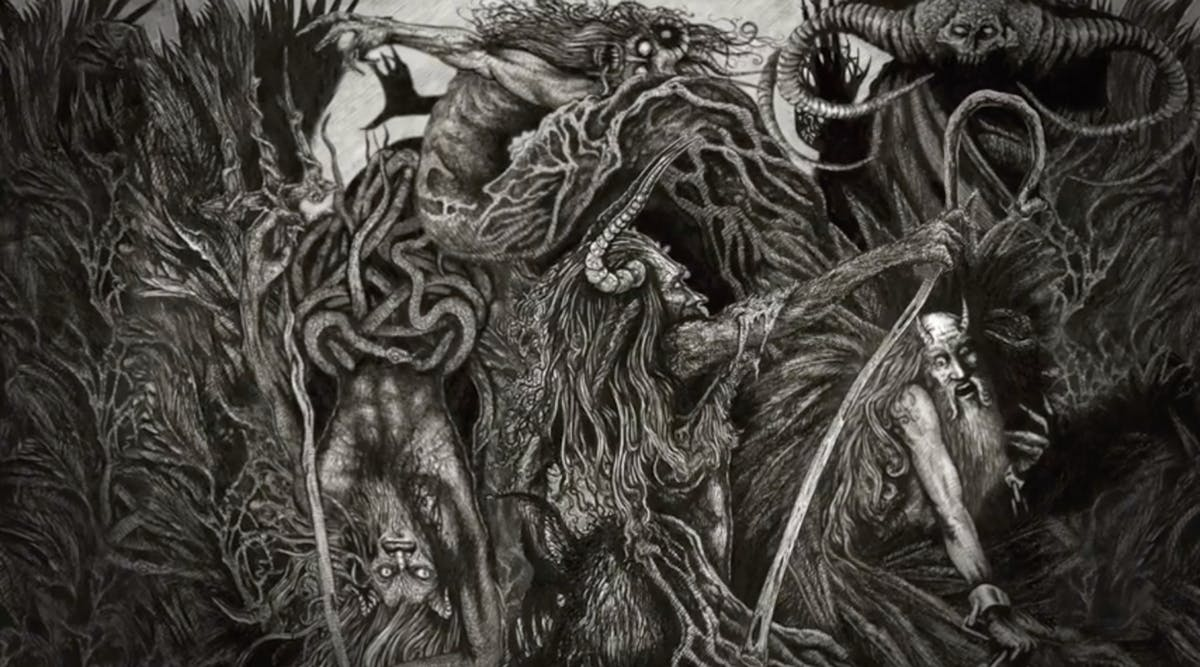Darkthrone Celebrate Early Black Metal On New Track