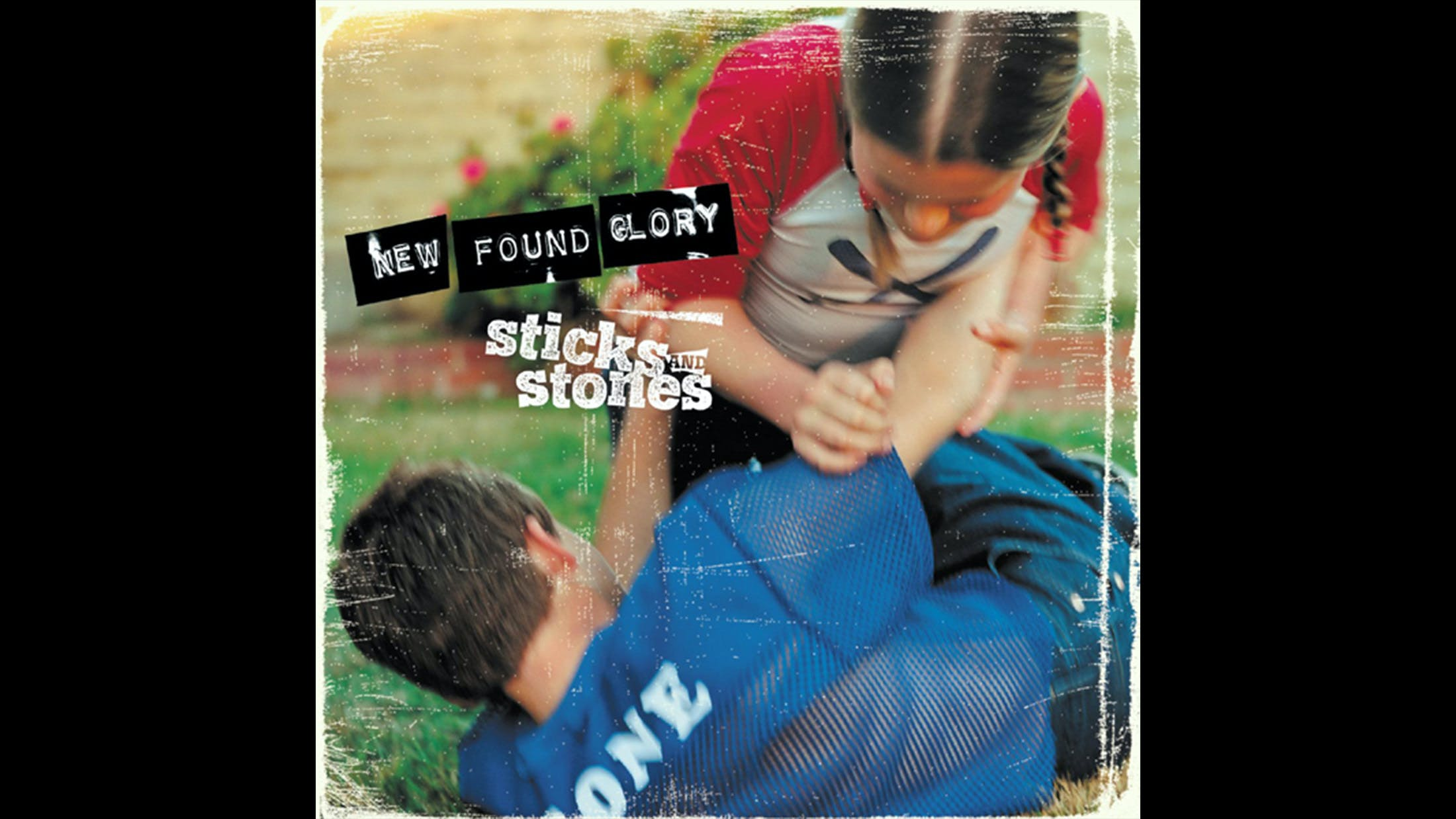 3. New Found Glory - Sticks And Stones (2002)