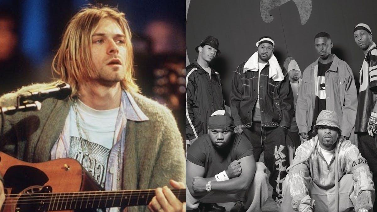 Watch Wu-Tang Clan Cover Nirvana At Glastonbury — Kerrang!