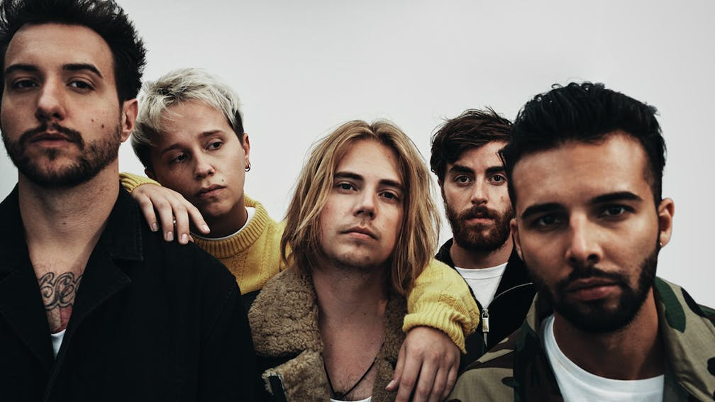 Nothing But Thieves June 2018 Promo