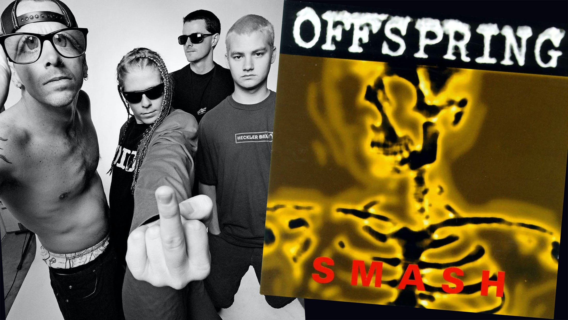 How The Offspring's Smash Album Changed American Punk Forever