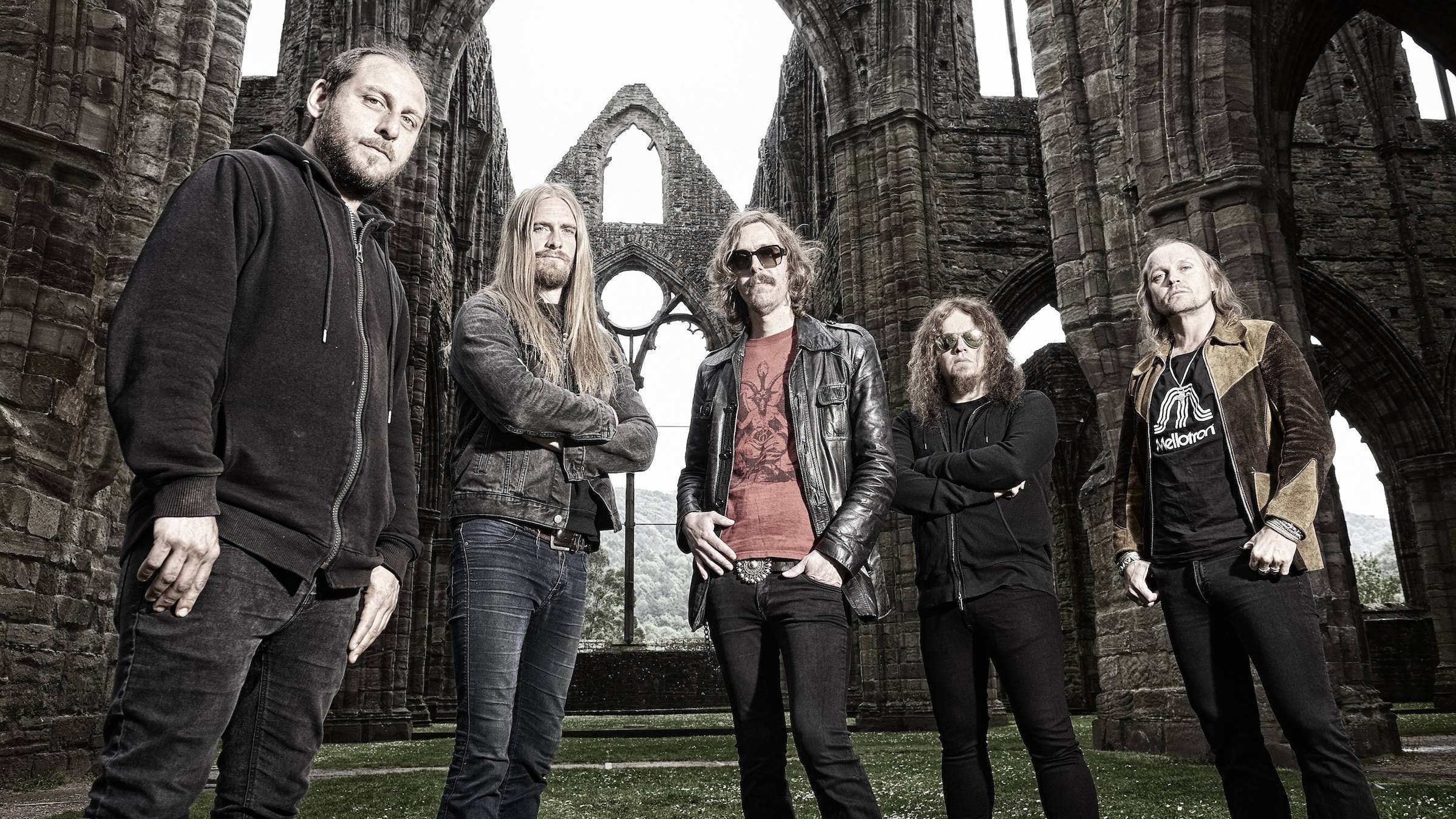 Opeth Announce A New Album To Be Released This Fall