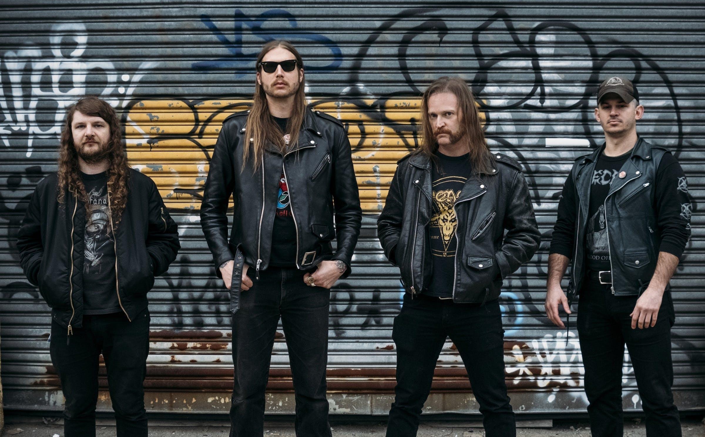 Exclusive: Overdose (Mutilation Rites, ex-Speedwolf) Bring Street Metal To The Masses