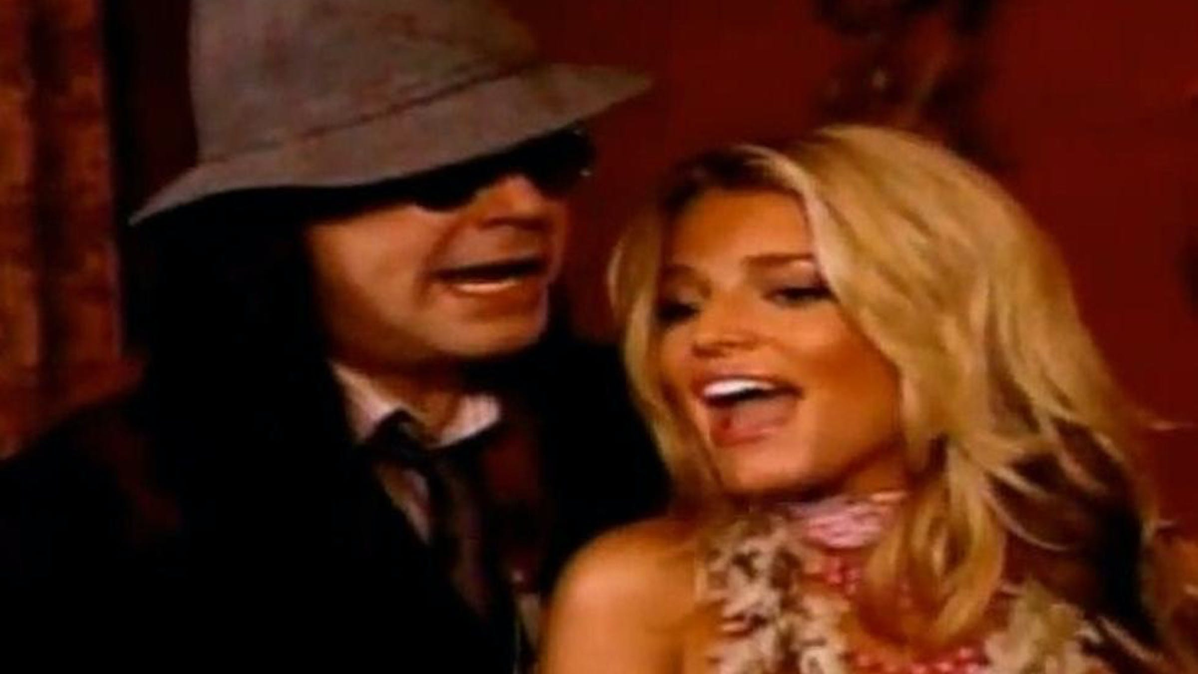 A Deep Dive Into The Video For Ozzy Osbourne And Jessica Simpson's Winter Wonderland