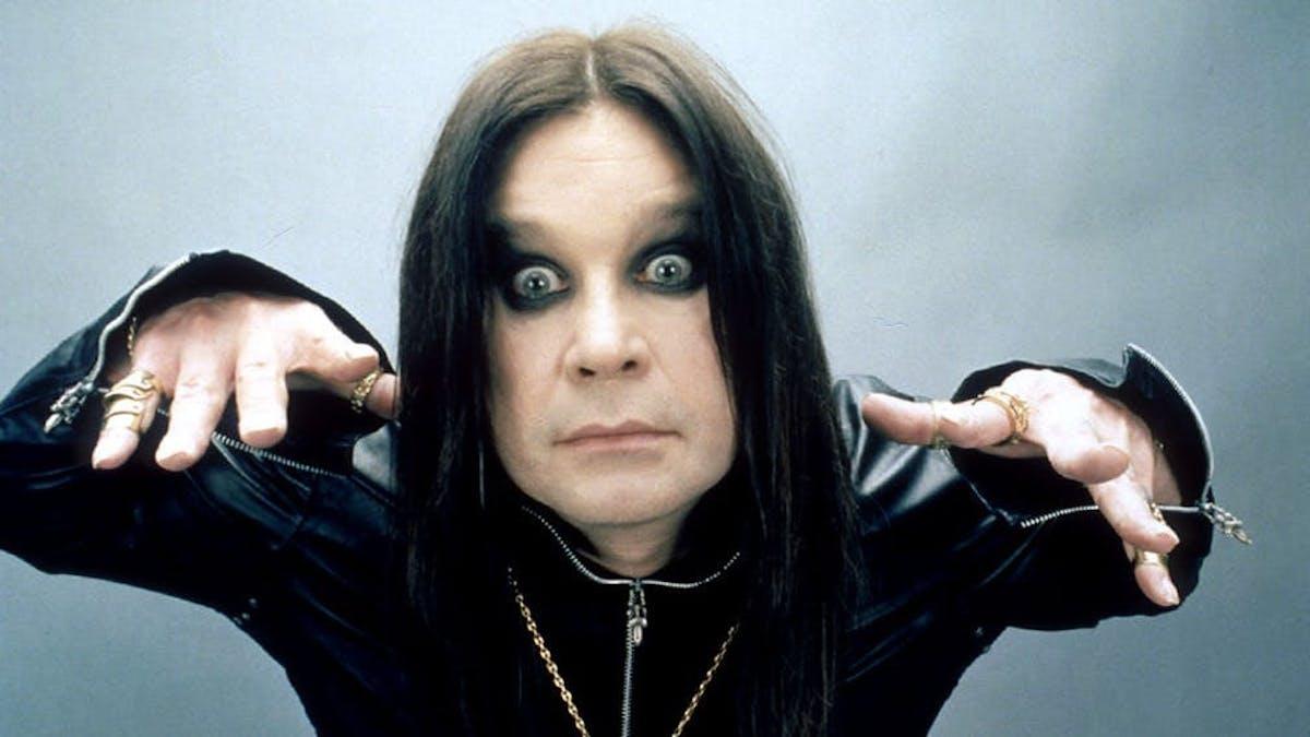 Here's Ozzy Osbourne's Thanksgiving Playlist
