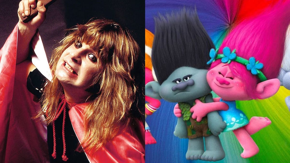 Ozzy To Voice A Villain Named King Thrash In Upcoming Trolls Sequel