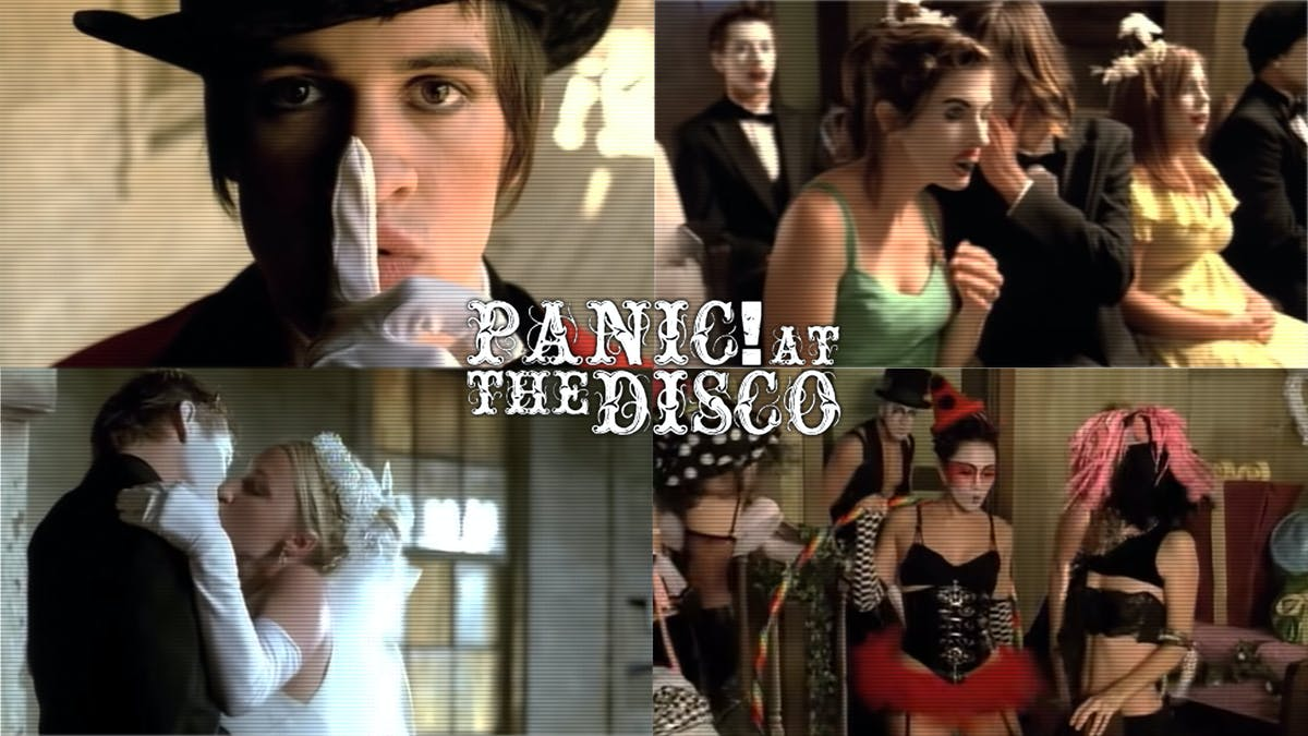 A Deep Dive Into Panic! At The Disco's Video For I Write Sins, Not Tragedies