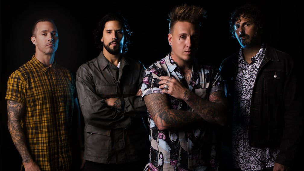 Papa Roach Are Planning Infest 20th Anniversary Celebrations