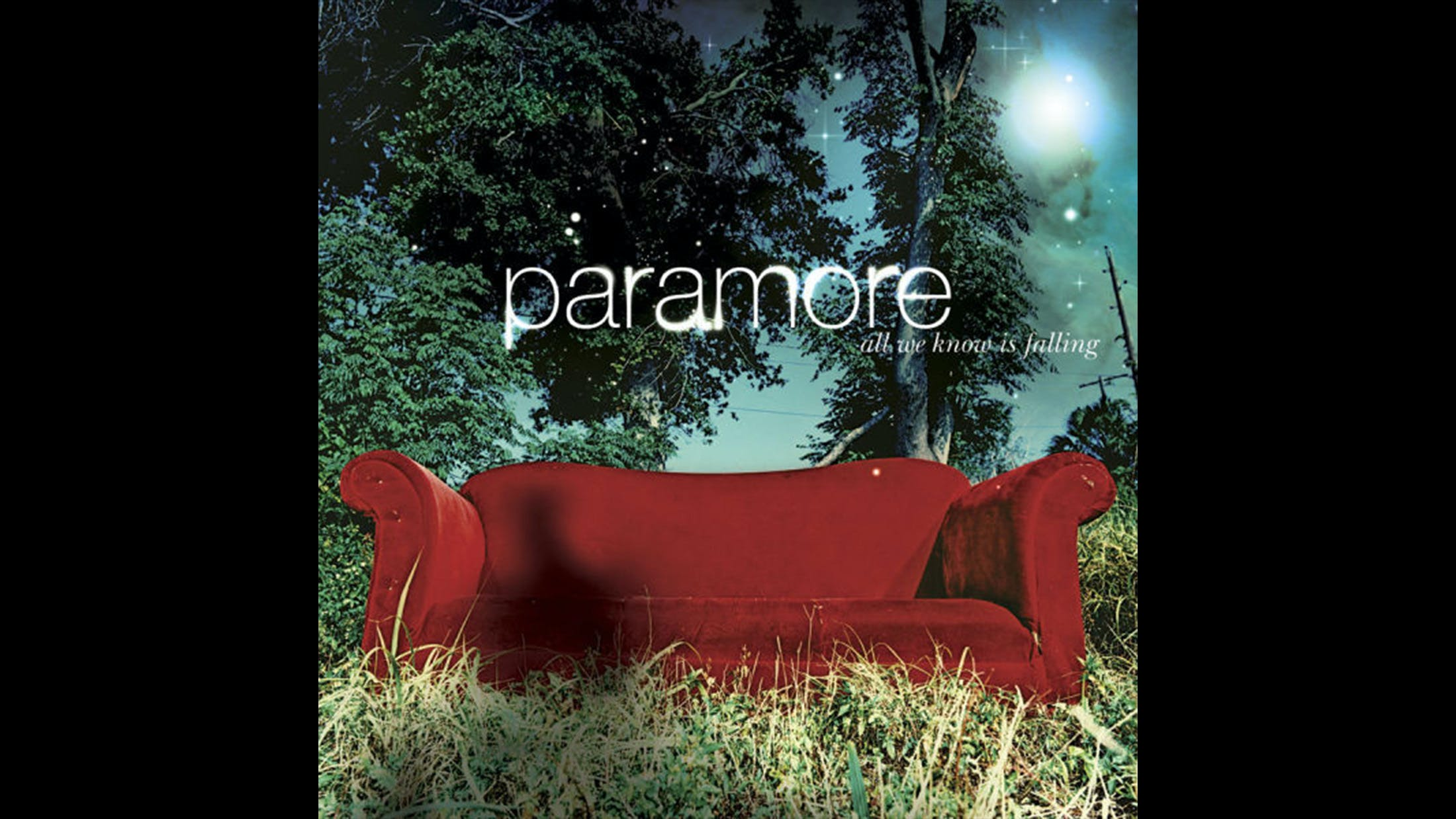 8. Paramore - All We Know Is Falling (2005)
