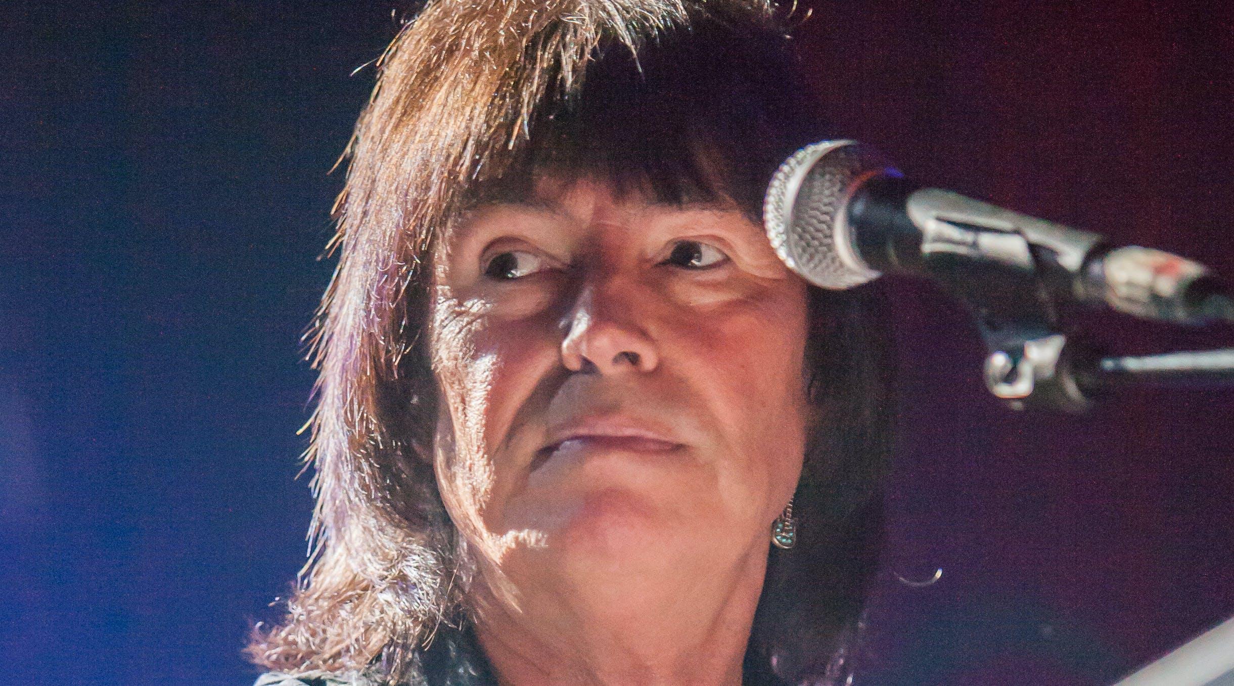 UFO Guitarist And Keyboardist Paul Raymond Dead At 73