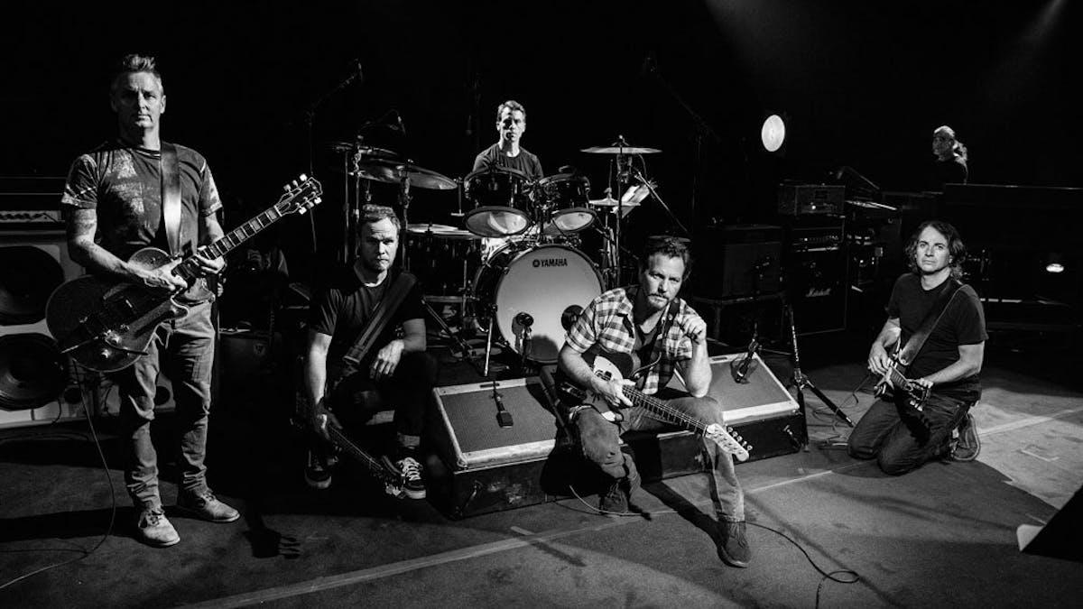 Listen To Pearl Jam's New Single, Superblood Wolfmoon — Kerrang!