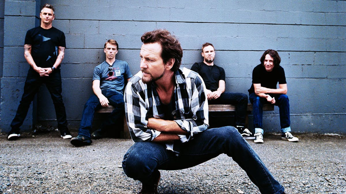 This is the setlist from Pearl Jam's first gig in three years — Kerrang!