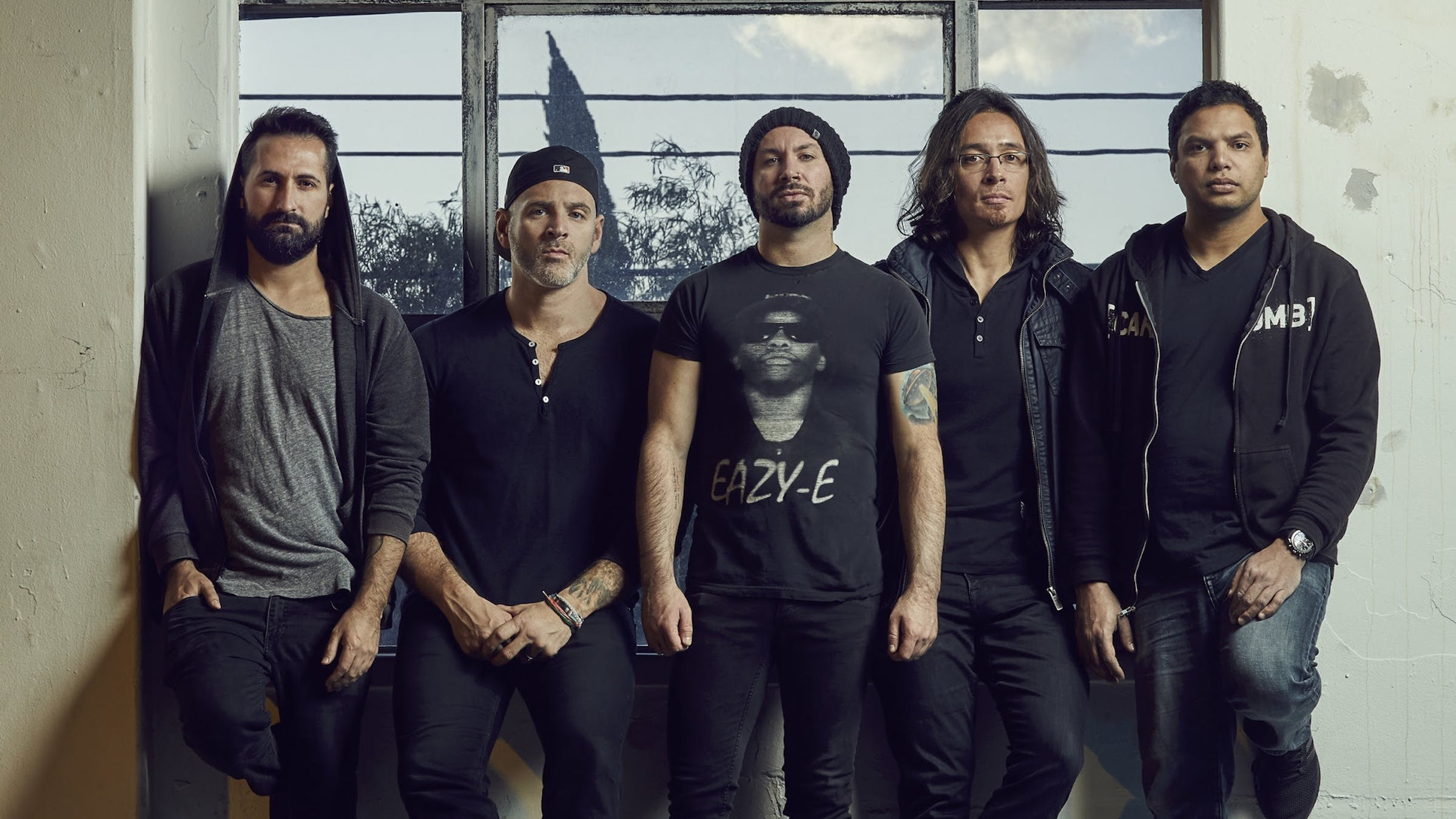 Periphery The Band 2019