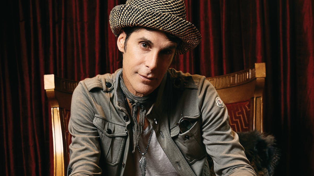 Perry Farrell On Being A Solutionist, An Innovator And That Time He Freed Slaves In Sudan — Kerrang!