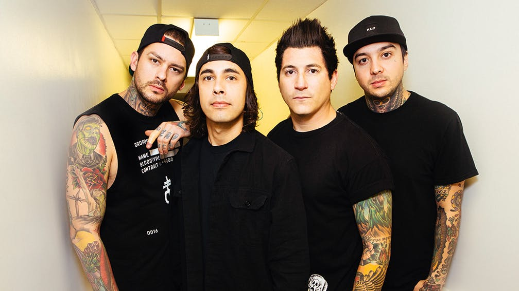 """Pierce The Veil: """"We're Working On Something Really Special For You"""""""