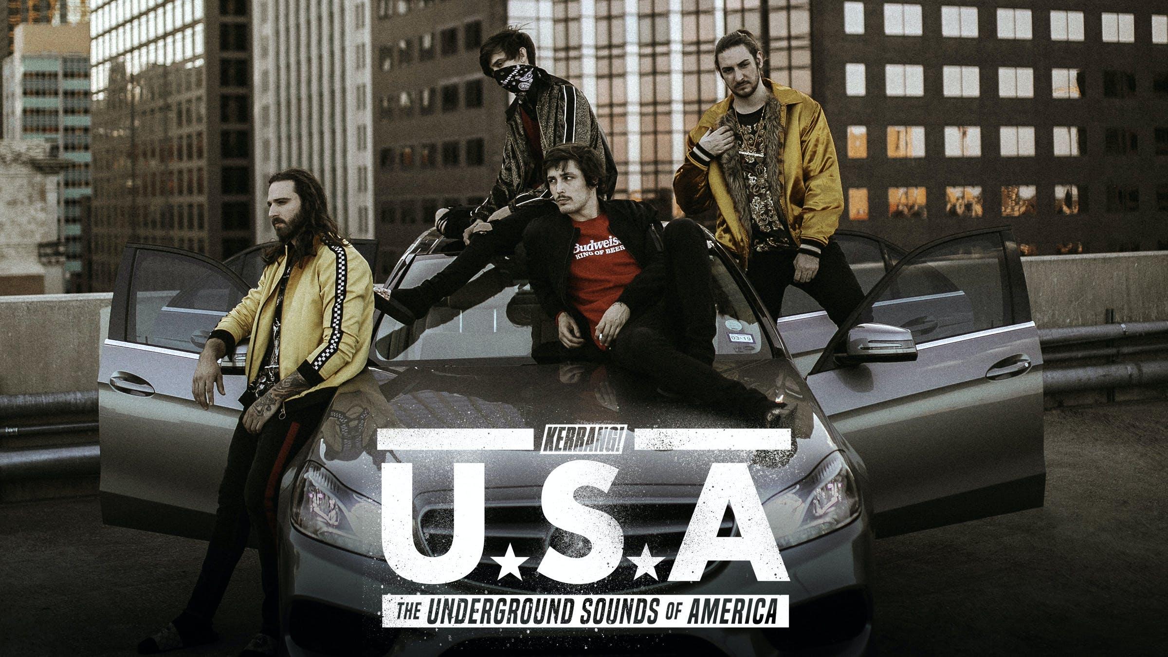 The Underground Sounds Of America: Polyphia