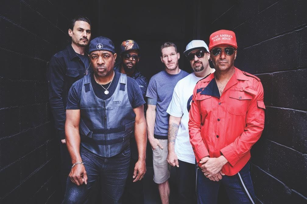 Prophets Of Rage, Napalm Death, Atari Teenage Riot And More Announced For Boomtown