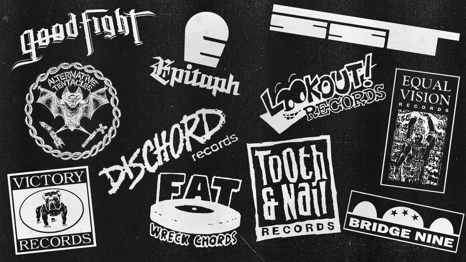11 American Punk Labels That Changed The Genre Forever
