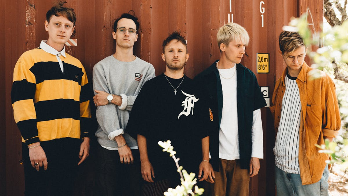 Listen To ROAM's New Single, Hand Grenade