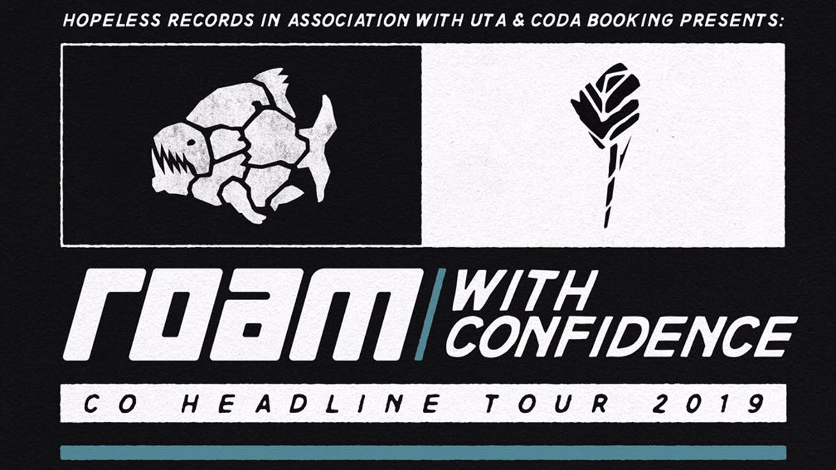 ROAM And With Confidence Have Announced A Co-Headline Tour