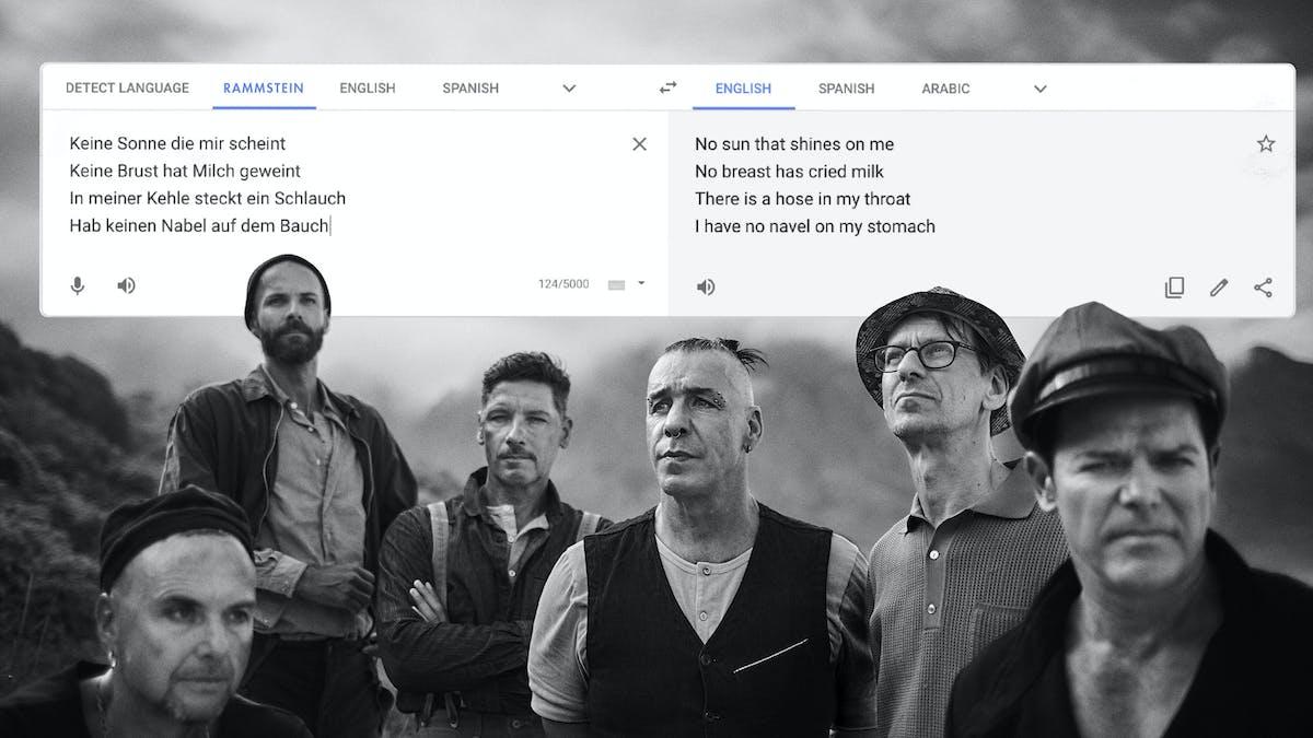 rammstein feuer frei english lyrics