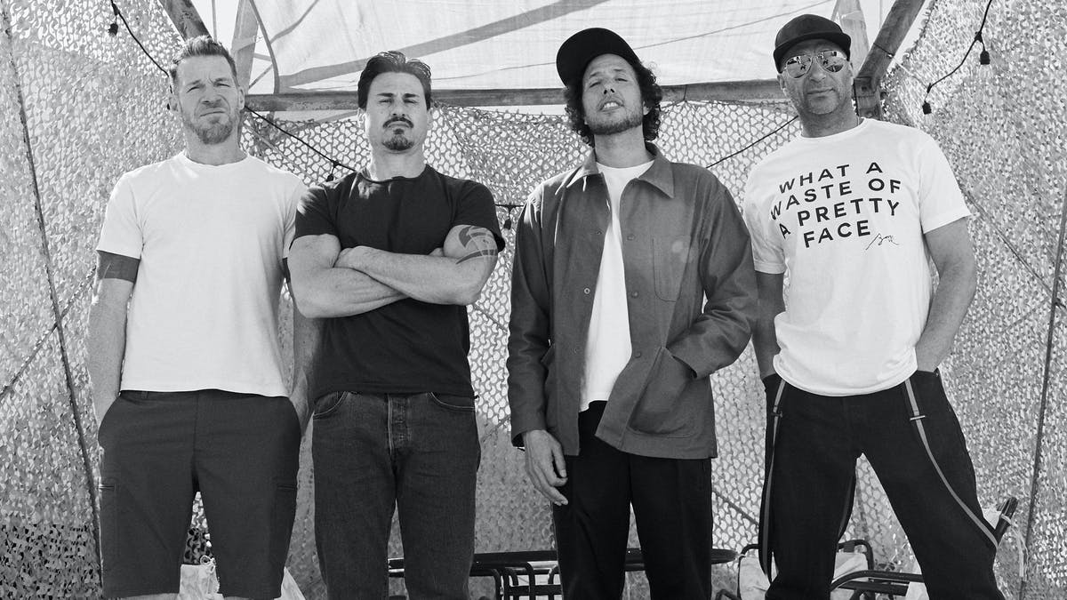 Rage Against The Machine Announce North American and European Tour Dates — Kerrang!