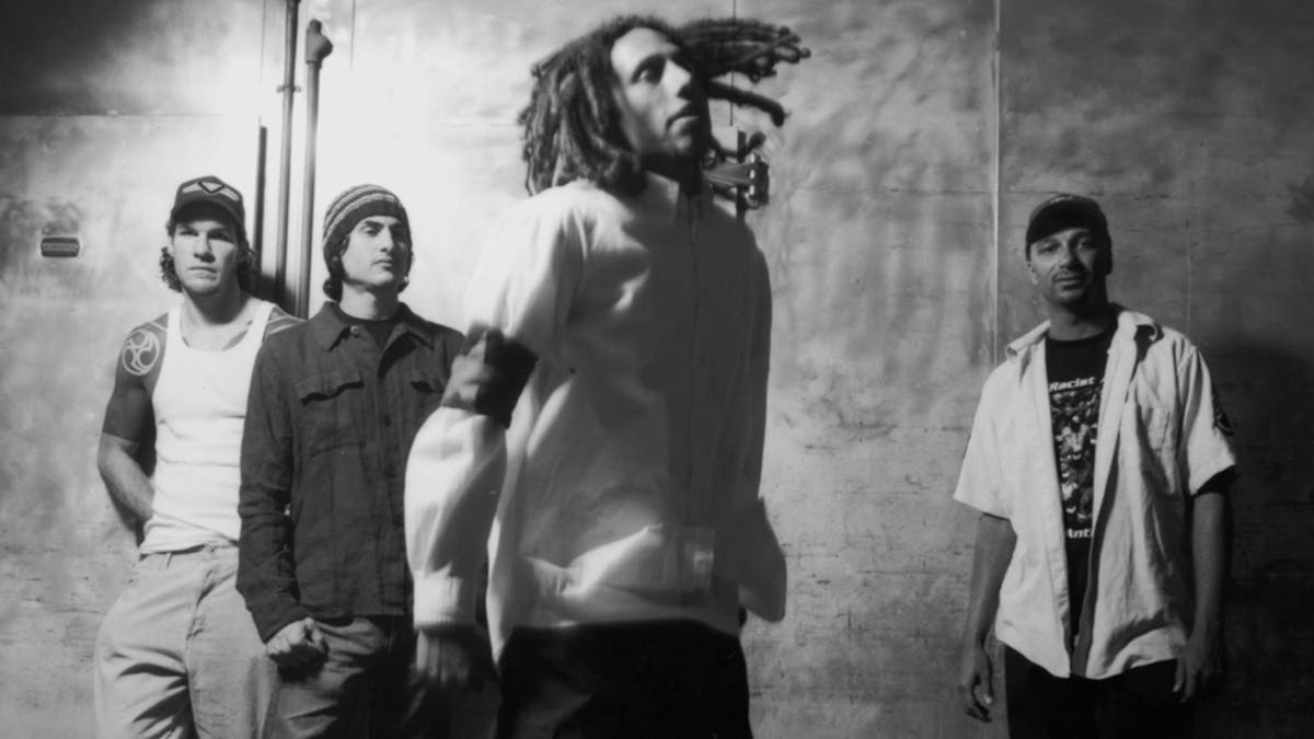 Confirmed: Rage Against The Machine Are Reuniting