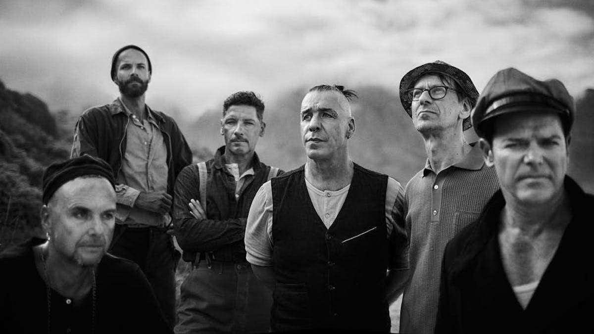 Rammstein Announce 2020 Stadium Tour