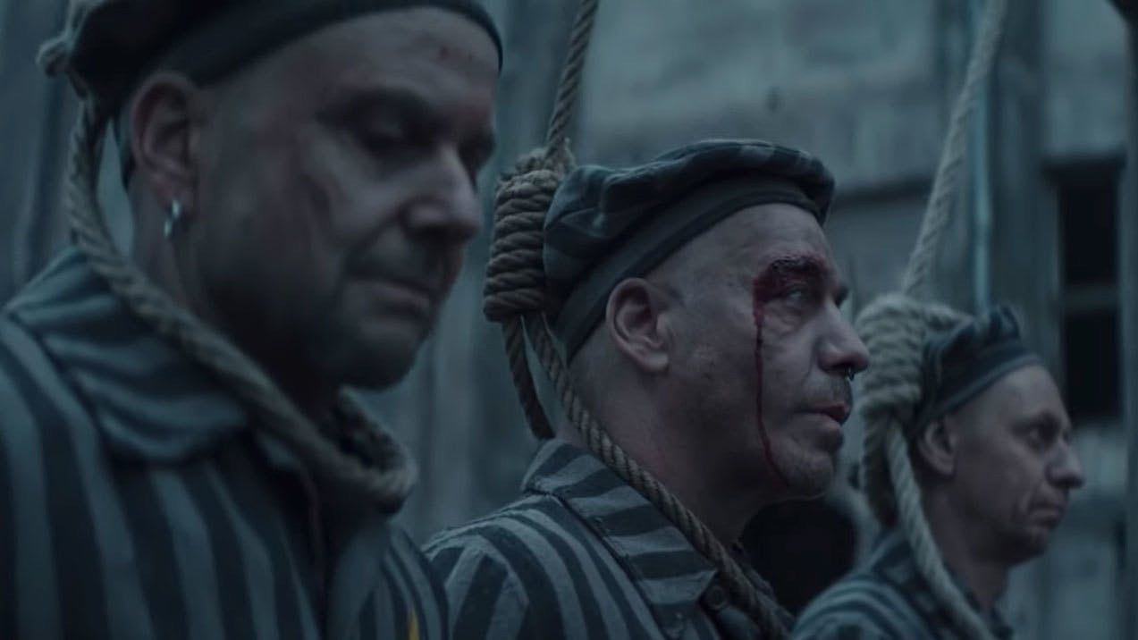 "Jewish Leader Claims Rammstein ""Crossed The Line"" With Concentration Camp Imagery In New Video"