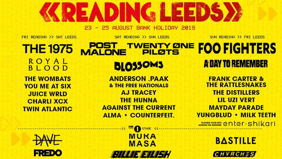 Reading To Leeds