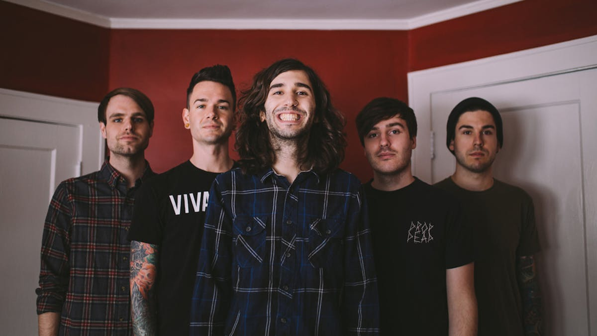 Real Friends Have Announced A Tour of Small Venues