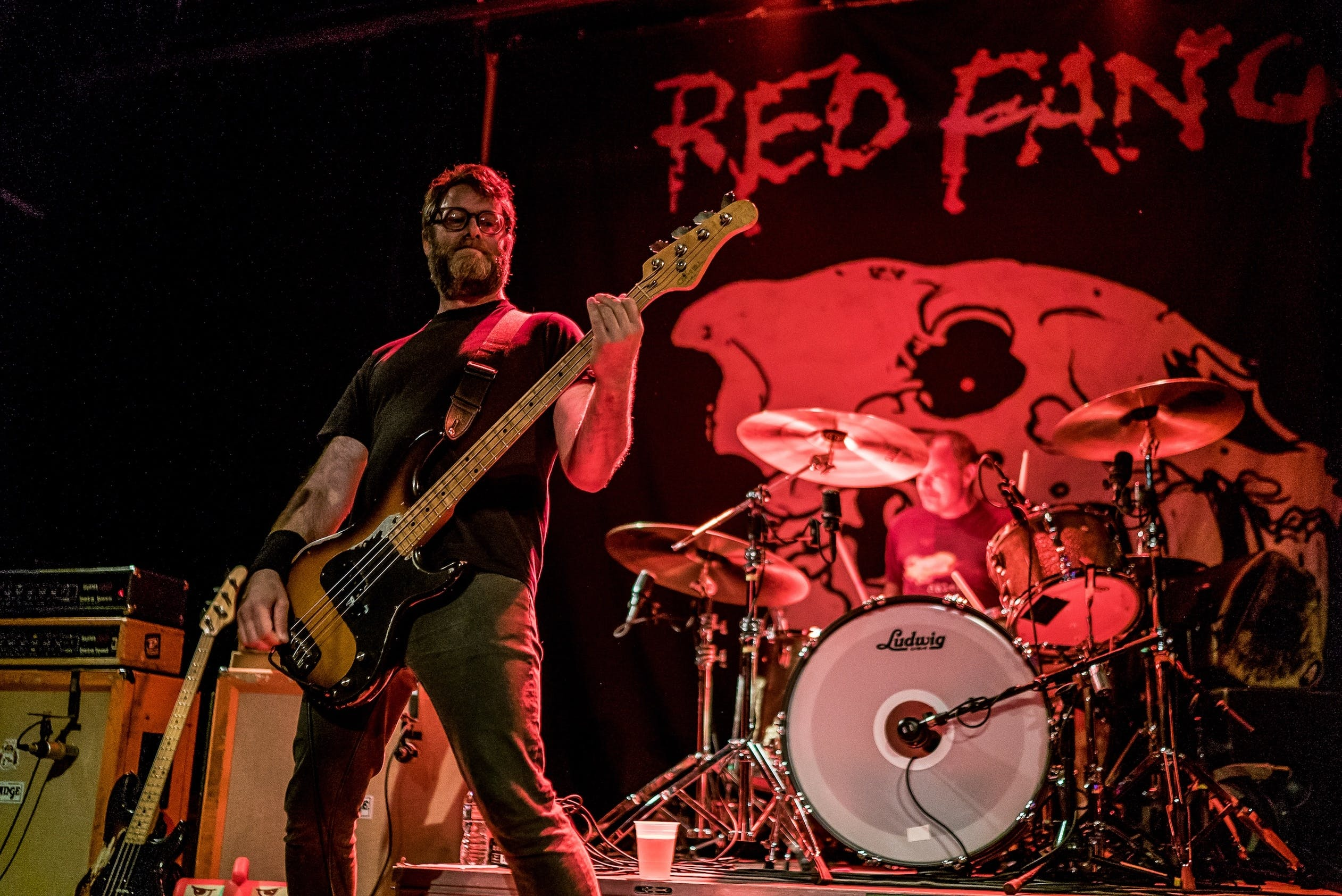 Red Fang Live 15