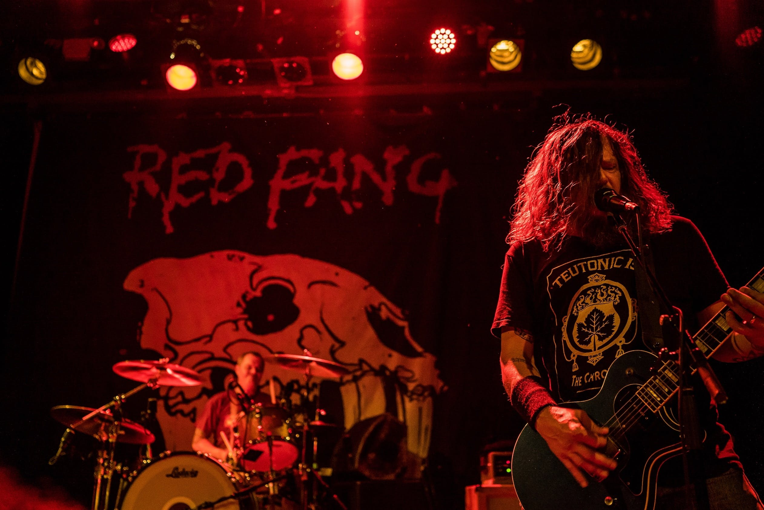 Red Fang Live 19