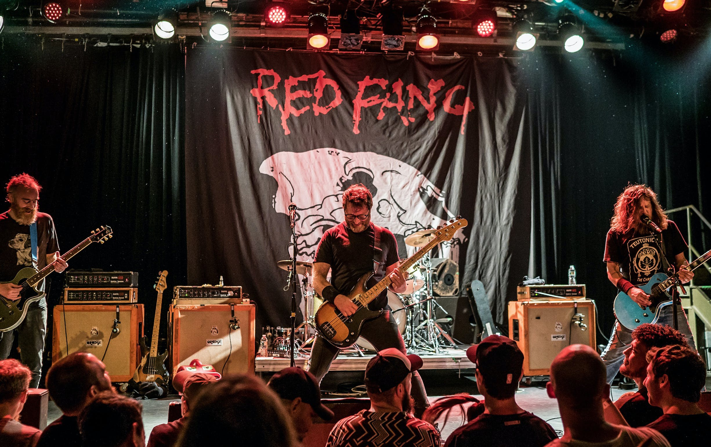 Red Fang Live 21