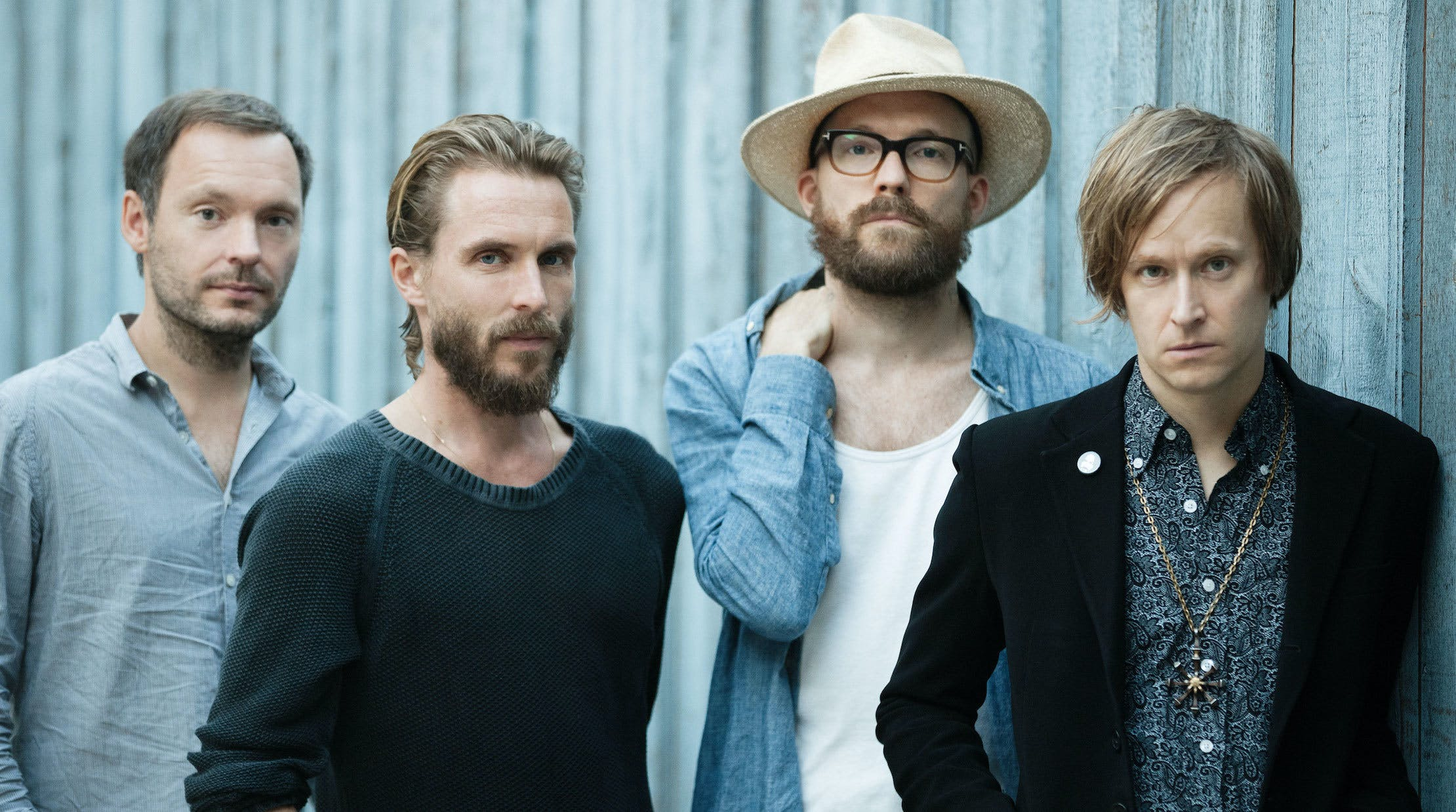 Dennis Lyxzén Gives Update On New Refused Album