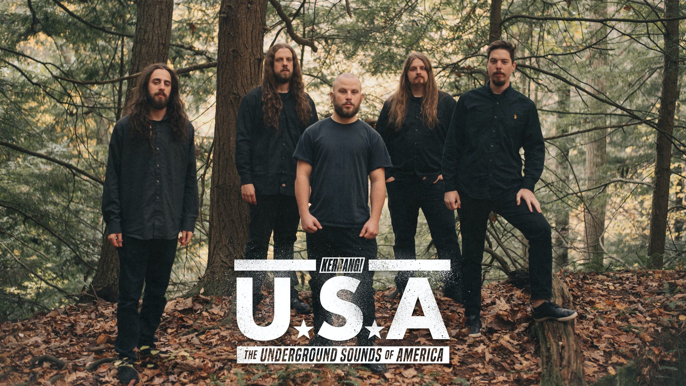 The Underground Sounds Of America: Rivers Of Nihil